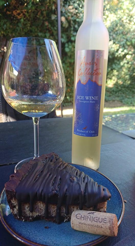 Ice Wine Sauvignon Blanc