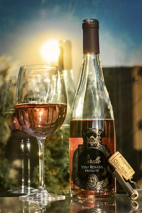 Corallo Vino Rosato Frizzante