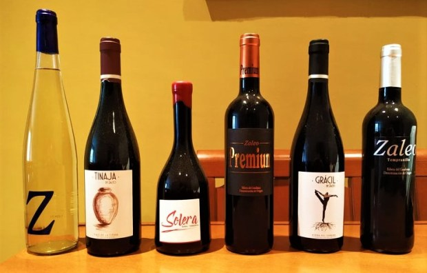 vinos de Viñaoliva