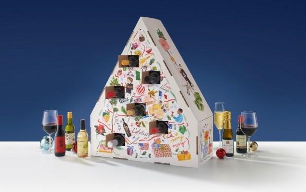 Calendario de Adviento de World of Wine