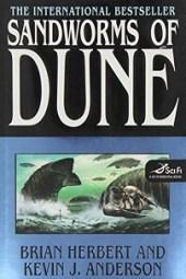 Sandworms of Dune - Frank Herbert