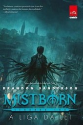 A Liga da Lei - Brandon Sanderson
