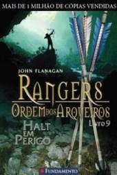 Halt em Perigo - John Flanagan