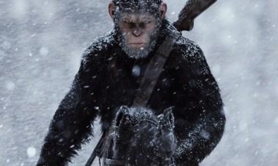 Parte Poster Planeta dos Macacos