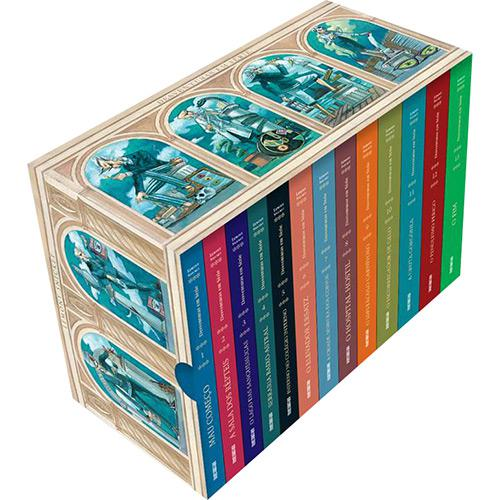 Box Desventuras em Série