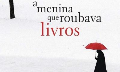 A Menina Que Roubava Livros - Markus Zusak [DESTAQUE]