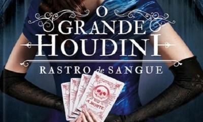 O Grande Houdini - Kerri Maniscalco [DESTAQUE]