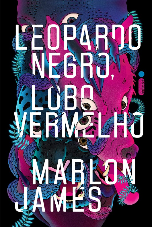 Leopardo Negro, Lobo Vermelho - Marlon James [CAPA]