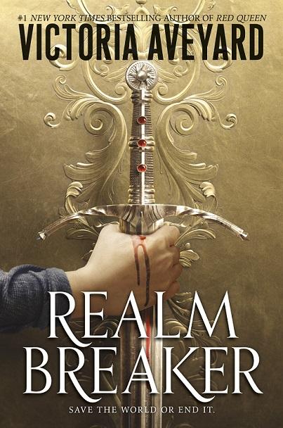 Realm Breaker - Victoria Aveyard [CAPA]