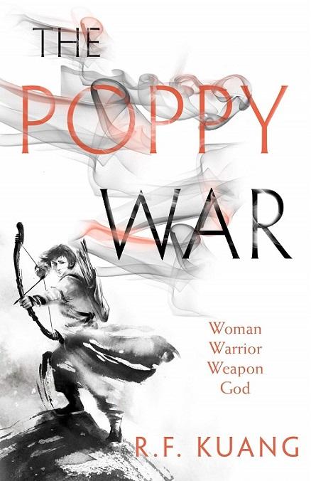 The Poppy War - R. F. Kuang [CAPA]