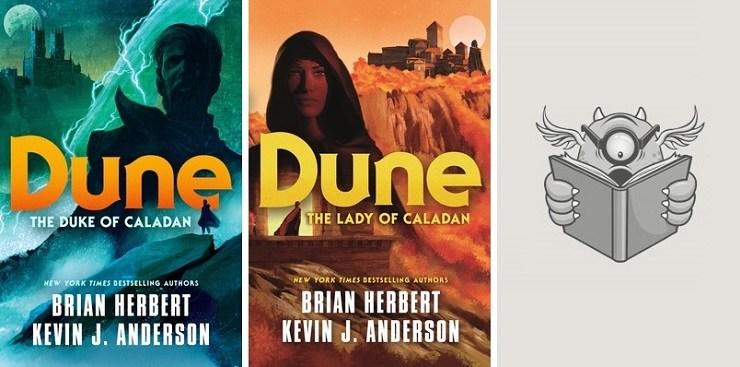 The Caladan Trilogy