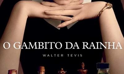 O Gambito da Rainha - Walter Tevis [DESTAQUE]