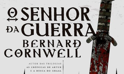 O Senhor da Guerra - Bernard Cornwell [DESTAQUE]
