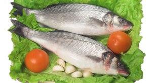Los niños, a comer tres raciones de pescado