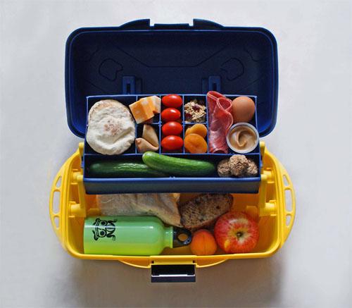 refrigerios saludables