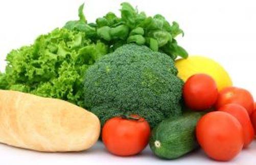 incluir las verduras en la dieta