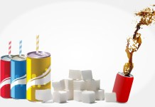bomba de açúcar - o perigo dos refrigerantes