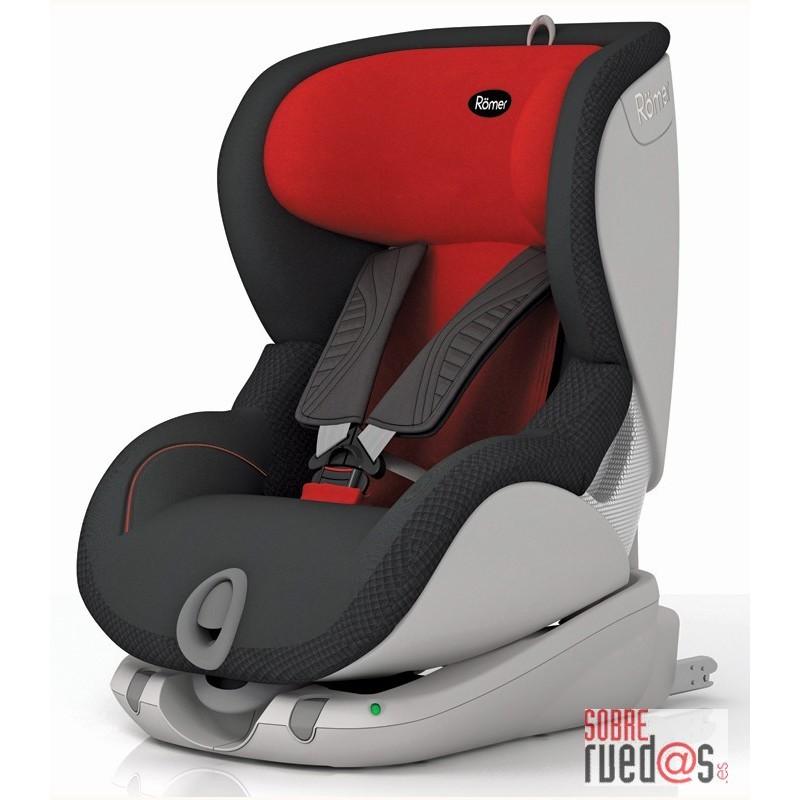 Silla de beb para coche TRIFIX KIM  Sobreruedas