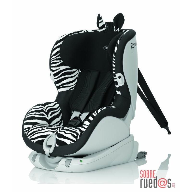 Silla de beb para coche TRIFIX Smart Zebra H