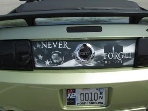 9-11 Tribute Paint Job