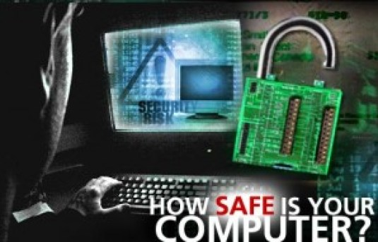 How Safe is Your Computer photo