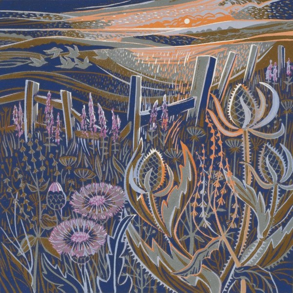 Annie Soudain Society Of Botanical Artists