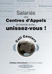 Colloque International des Centres d'Appel : Les actes