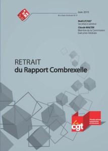 Brochure Fédérale n°21 : Retrait du Rapport Combrexelle