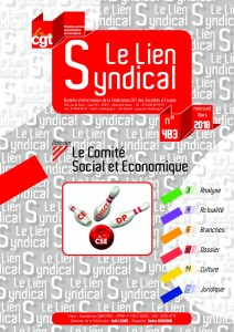 Le lien syndical n°483 – Mars 2018