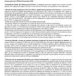 Bulletin d'information CGT n°54 des Greffes des Tribunaux de Commerce