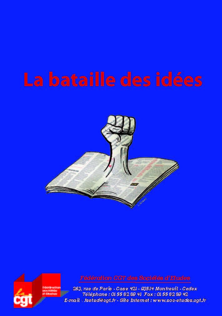 La bataille des idées