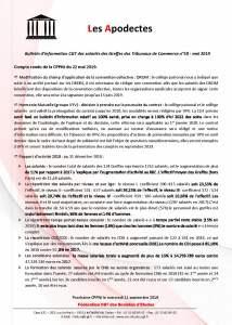 Les Apodectes n°58