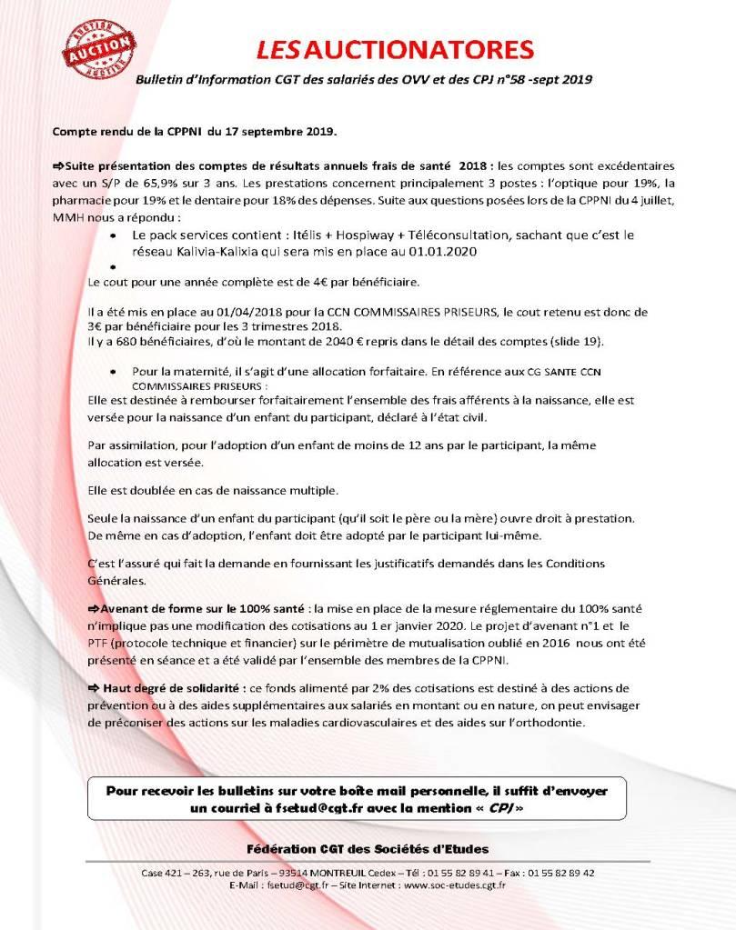 Les Auctionatores n°58