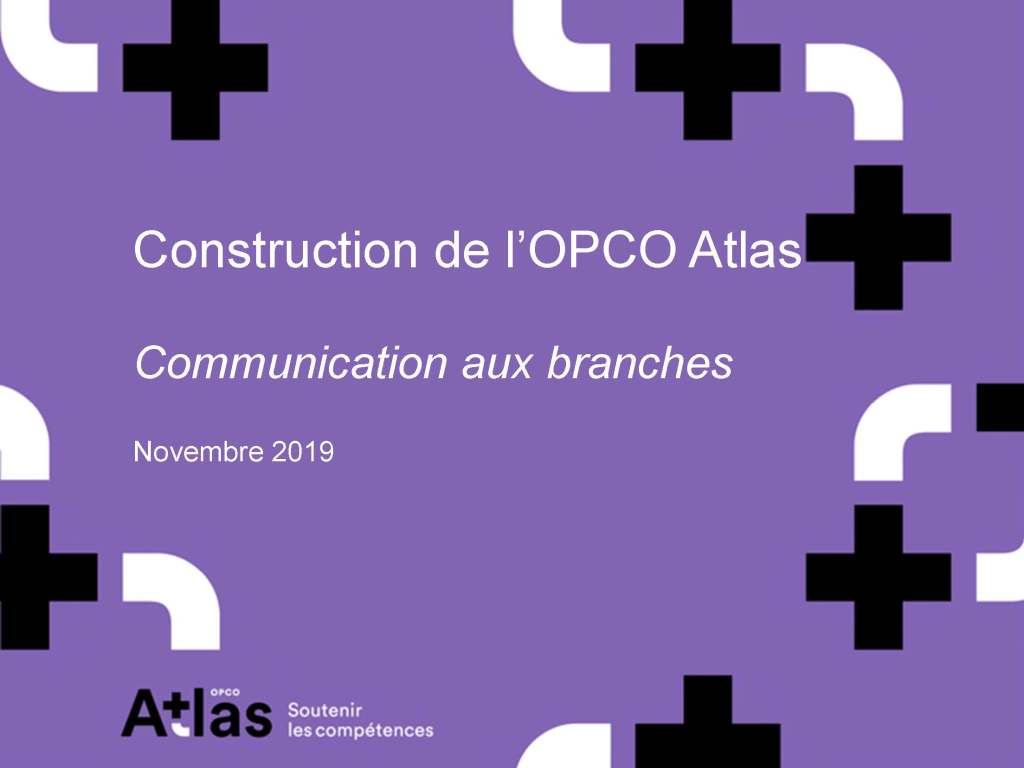 Construction de l'OPCO Atlas