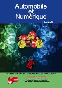 Brochure Fédérale NUM : Automobile et Numérique