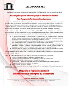 Les Apodectes n°66