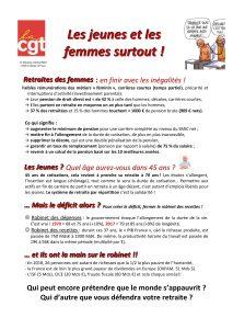 VWIS : Les jeunes et les femmes surtout !