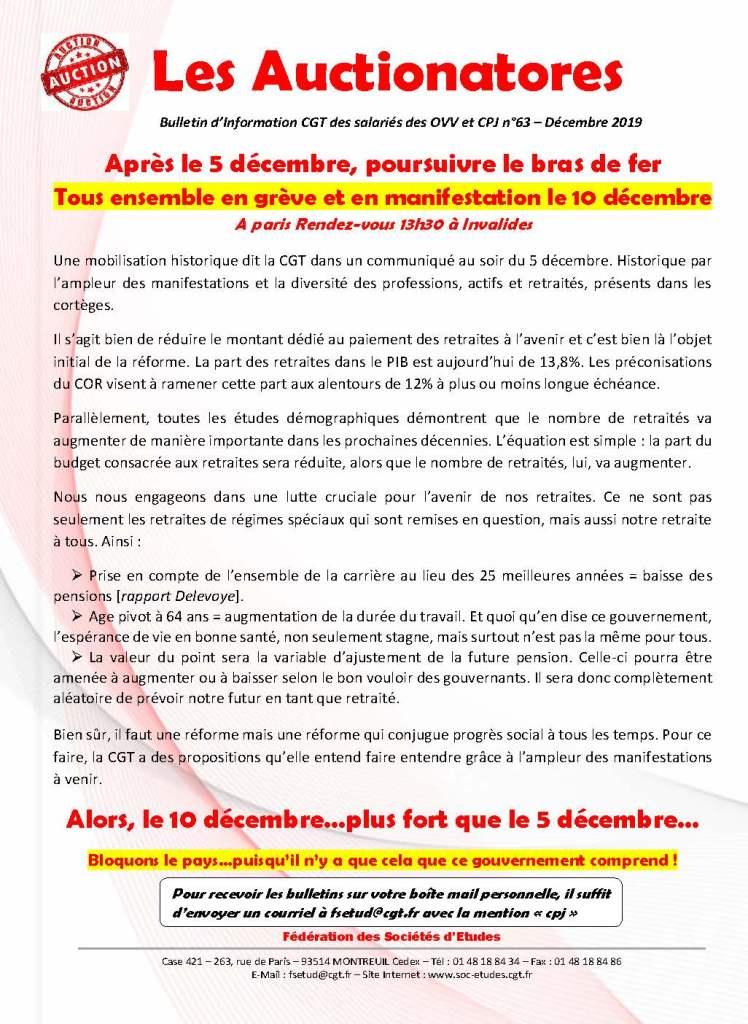 Les Auctionatores n°63