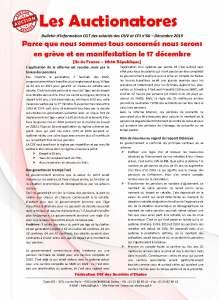 Les Auctionatores n°66