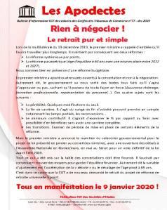 Les Apodectes n°77