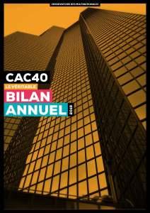 CAC40 : Le véritable bilan annuel 2019