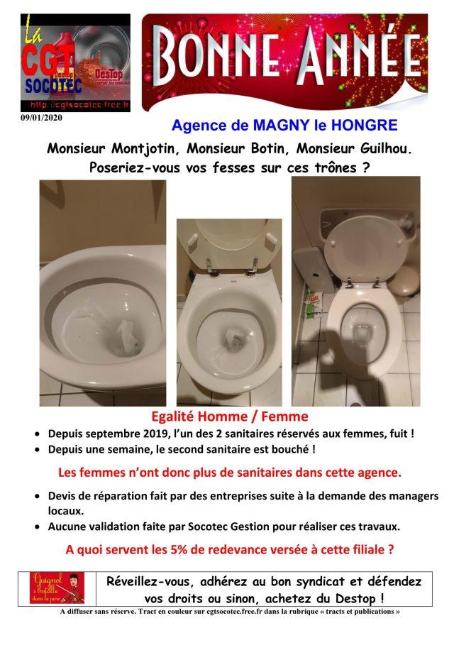 SOCOTEC : Agence de MAGNY le HONGRE