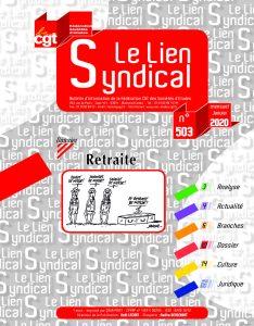 Le lien syndical n°503 – Janvier 2020