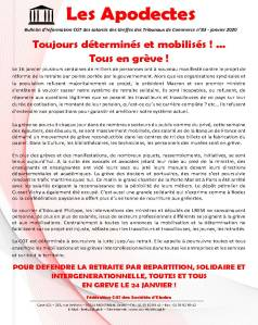 Les Apodectes n°83