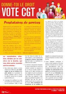 Prestataires de services : Donne-toi le droit