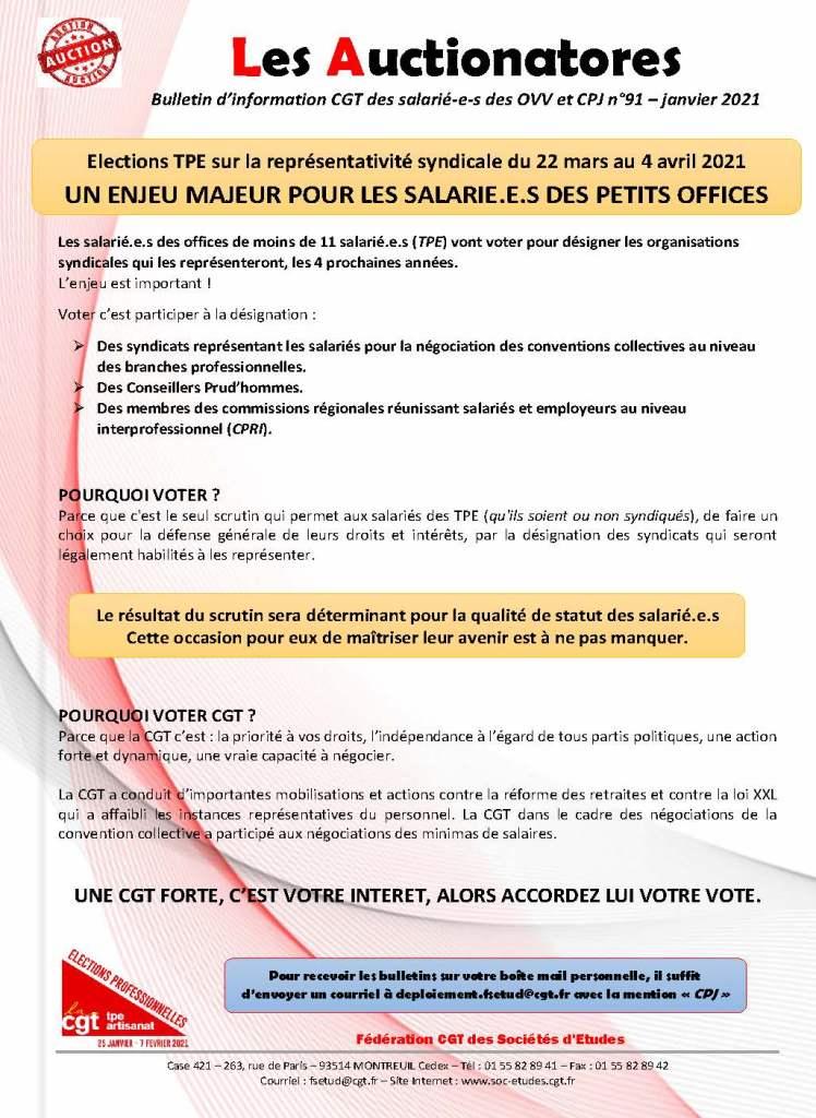 Les Auctionatores n°91
