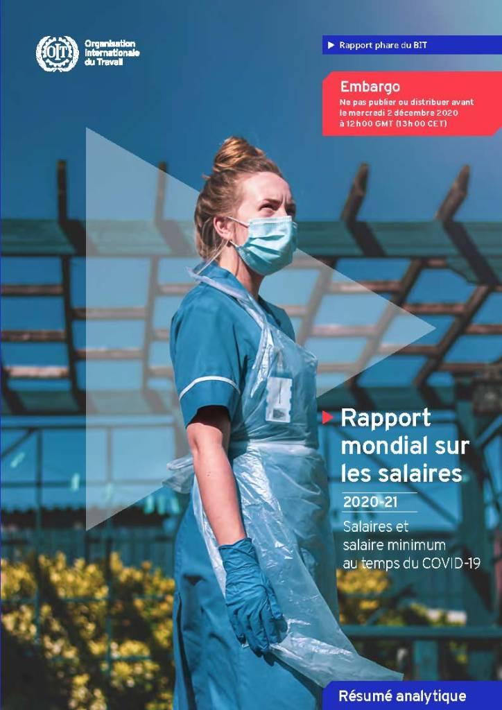 Rapport mondial sur les salaires 2020-2021