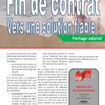Fin de contrat : vers une solution fiable !