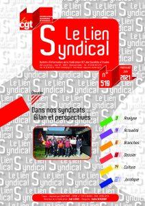 Le lien syndical n°519 – Juin 2021