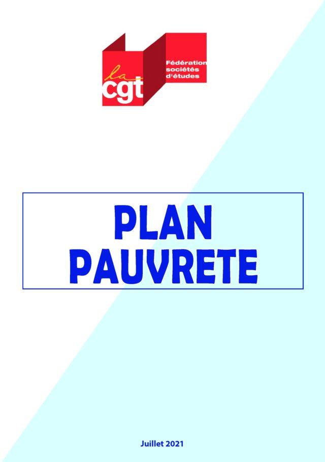 Plan pauvreté